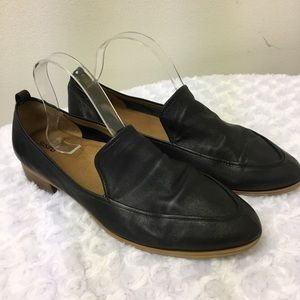 Susina Leather Loafers